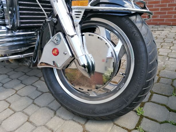 Honda Valkyrie Standard, Tourer.