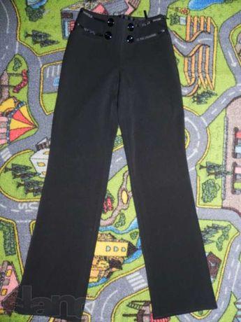 черные школьные брюки новые