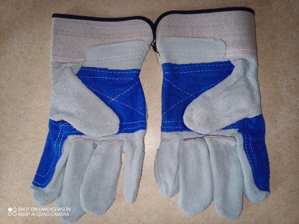 Перчатки DELTAPLUS DS202RР DS202RP10 комбинированные х/б