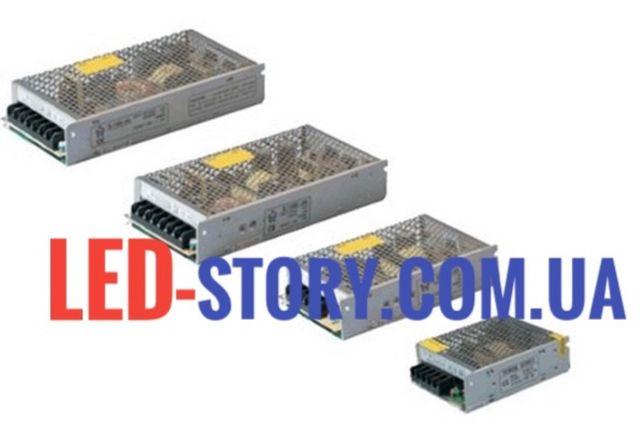 Блок питания для светодиодной ленты блоки импульсный блок питания