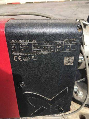 Pompa obiegowa Grundfos 80- 60 f360