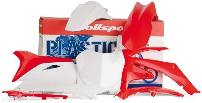 kit plasticos polisport honda crf 110f