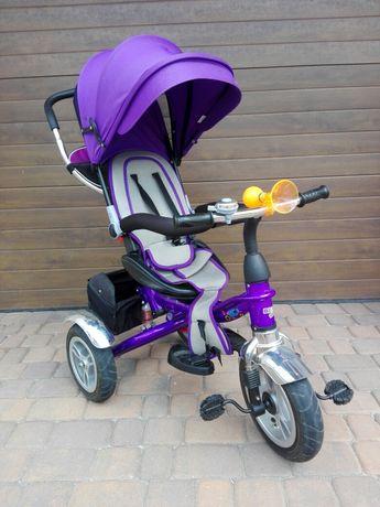 Rower Trójkołowy dla dzieci rośnie z dzieckiem Bemi Trike