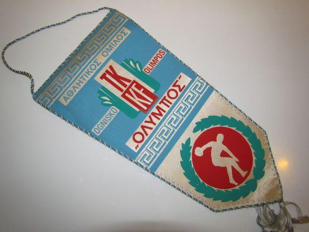 Proporczyk Grecja 25 lat Grupy Sportowej Olimpos TKKF
