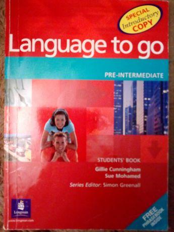 Language to Go Pre-Intermediate Students Book