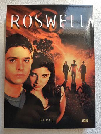 Série Roswell - Temporada 1