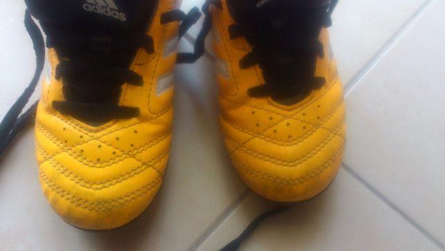 Vendo botas de Futebol Adidas para Criança