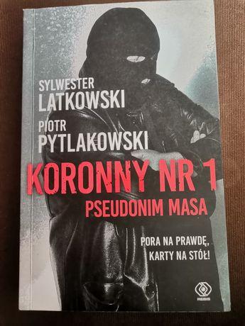 Sylwester Latkowski Piotr Pytlakowski Koronny nr 1 Pseudonim Masa