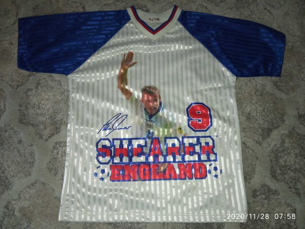Koszulka Alan Shearer reprezentant Anglii
