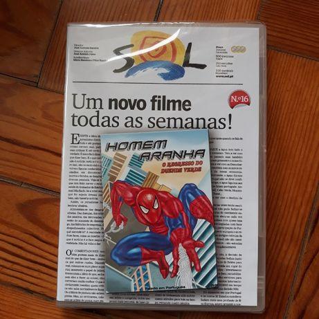 Homem Aranha - O Regresso do Duende Verde - DVD