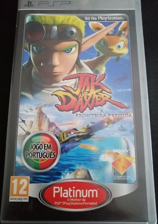 Playstation Portable - Jak and Daxter: The Lost Frontier
