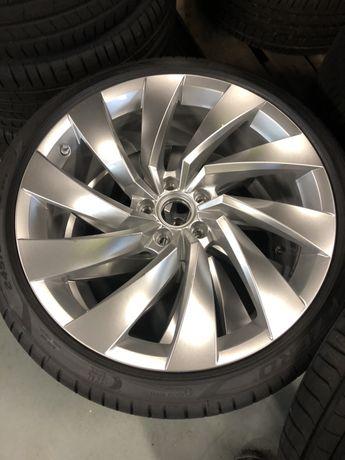 Nowy komplet kół VW