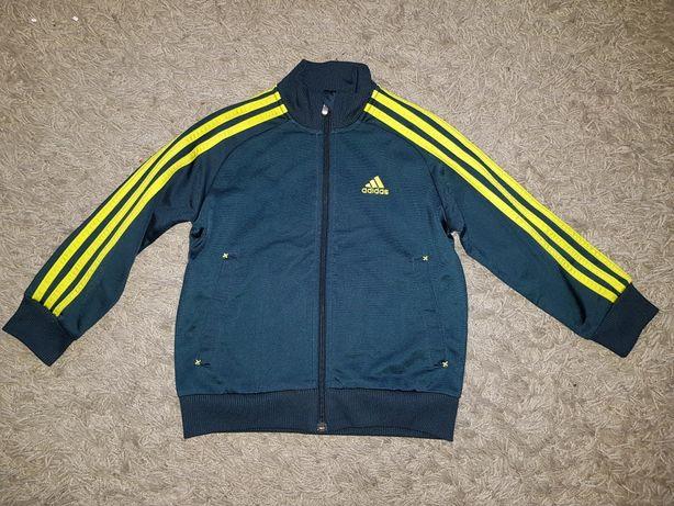Dres dwuczęściowy Adidas 110 spodnie bluza chłopięcy