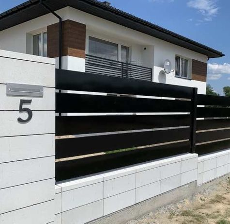 Murowanie ogrodzeń, kompleksowa budowa,