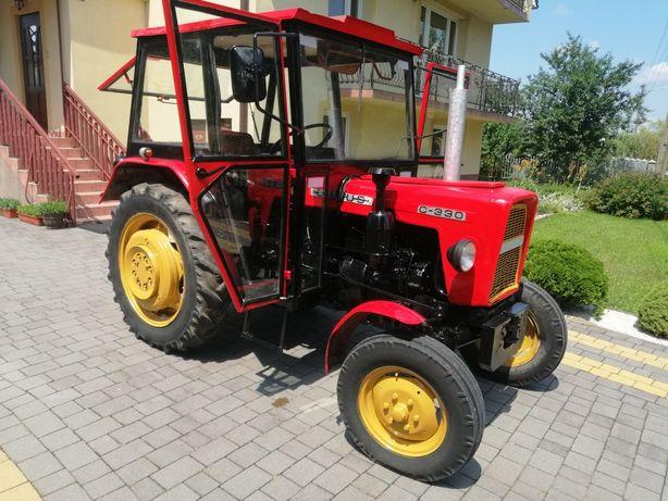 Ursus c330 Zarejestrowany 73R Kabina  Ciagnik traktor  Podobny  c 360