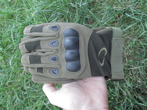 Перчатки Тактические с защитой, множество размеров, черный