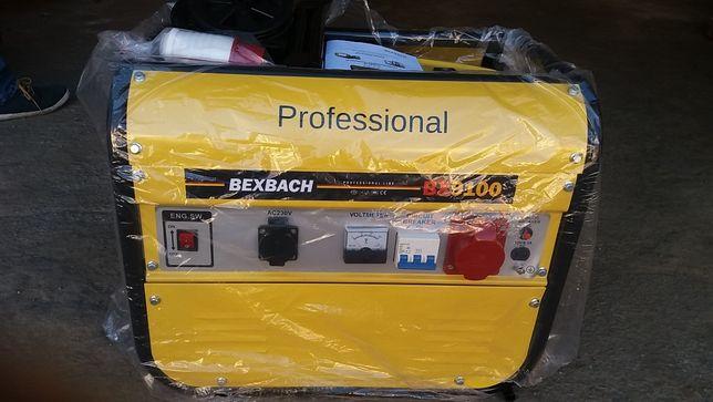 Agregat Generator prądotwórczy BEXBACH BX9100