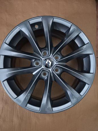 """Felgi Aluminiowe Renault Dacia Nissan 5x114,3 17"""""""