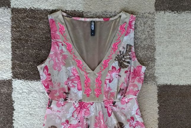 Letnia sukienka Colours of the world S 36 (ciążowa)