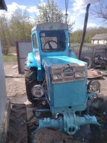 Продам трактор т40 Шевченковка - изображение 1