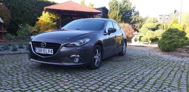 Mazda 3 2014r 2.2D/150KM