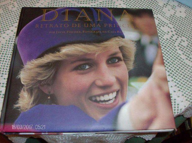 Princesa Diana - Livro da sua vida