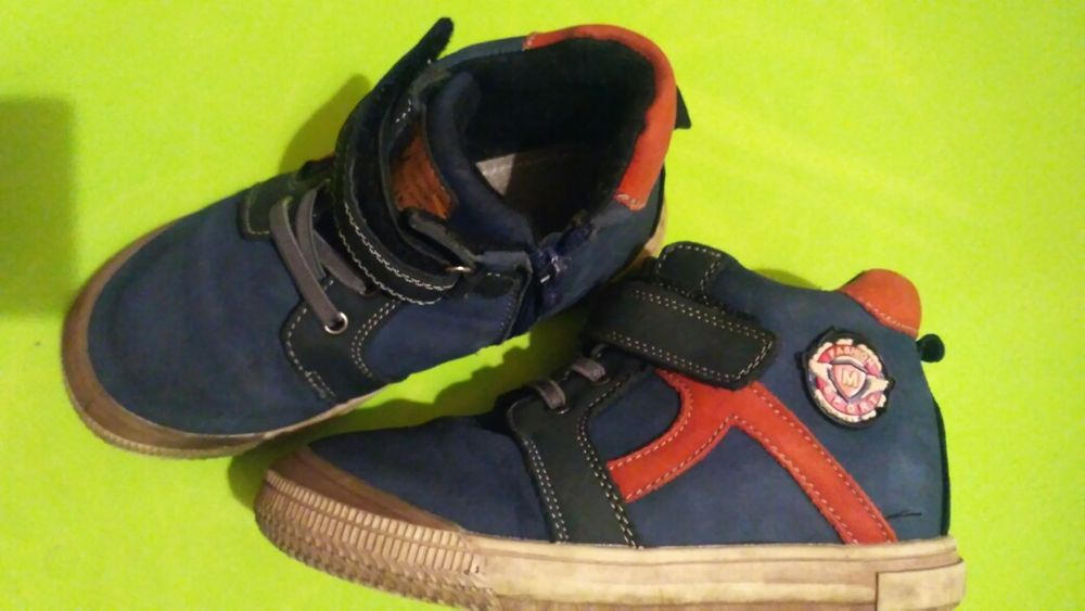 Деми ботинки р30 Киев - изображение 1