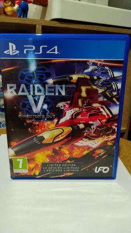 Raiden 5 Directors Cut PS4