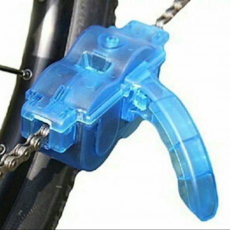 Lavador da corrente de bicicleta