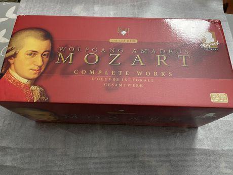 Mozart - Complete Works (170 CD)