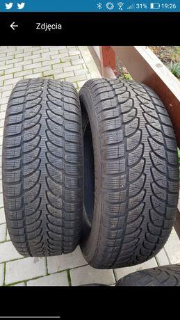 Opony Bridgestone Blizzak Lm-80 Evo 215/65R16