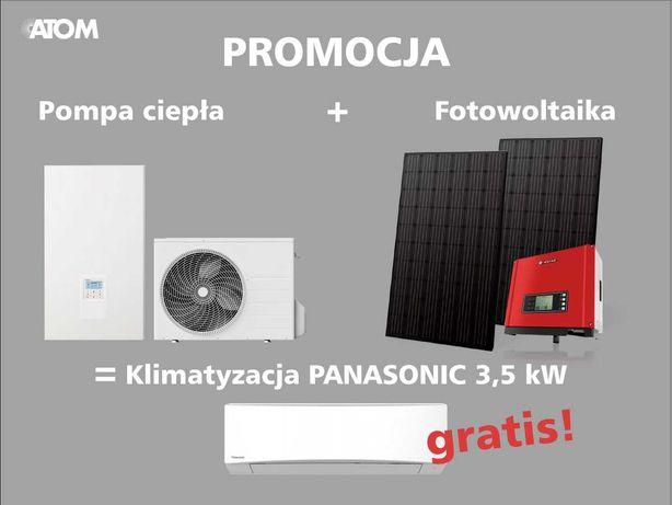 ATOM - Fotowoltaika, 10 kWp z montażem brutto 36 500 pln