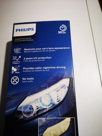 Zestaw Philips do polerowania reflektorów
