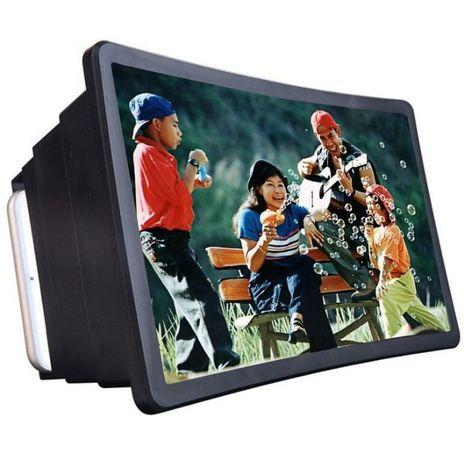 Увеличитель экрана телефона, увеличительное стекло 3D