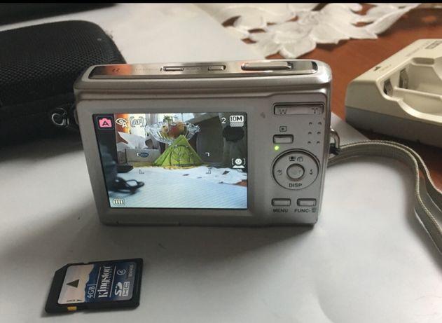 Aparat cyfrowy 10megapikseli Benq DSC C1030