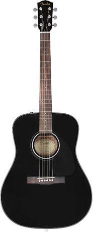 Gitara akustyczna Fender CD-60 BLK - NOWA