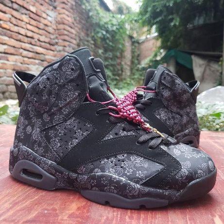 Оригинал! Кроссовки Nike Jordan retro singles day 6 retro db9818-001