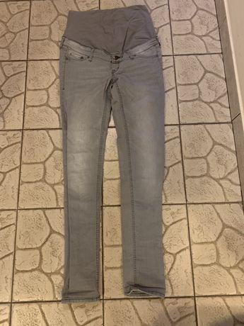 Jeansy ciążowe H&M roz.40