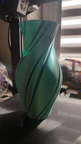 Wazon/flakon Druk 3D