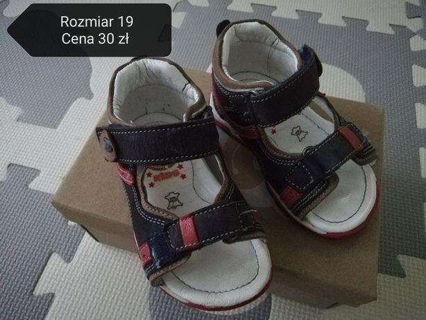 Sandałki Lasocki 19