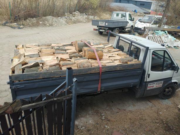 Drewno KOMINKOWE cięte łupane układane ,BUK/Brzoza/DąbTRANSPORT GRATIS