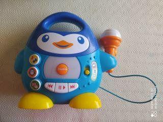 Pinguim Karaoke Winfun