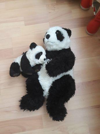 Панда большая и маленькая. Anna Club.