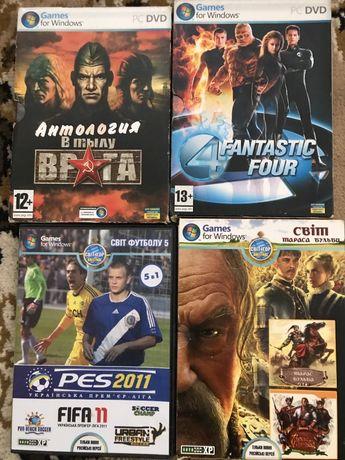 Ігри для P.C./ games for windows
