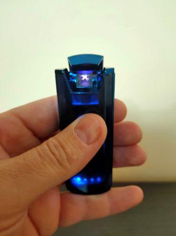 Повебанк + зажигалка USB электроимпульсная Bannister