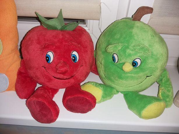 Jabłko i Pomidor