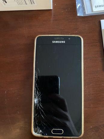 Samsung A5 (2016) SM-A510F Gold