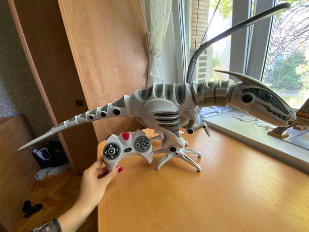 Робораптор большой roboraptor