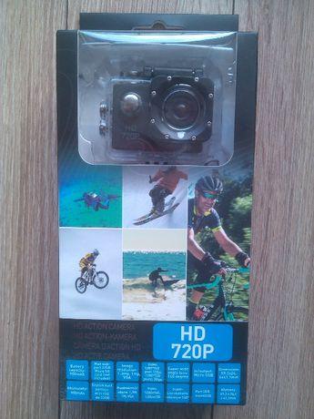 GRUNDIG HD 720P kamera sportowa, kamerka NOWA