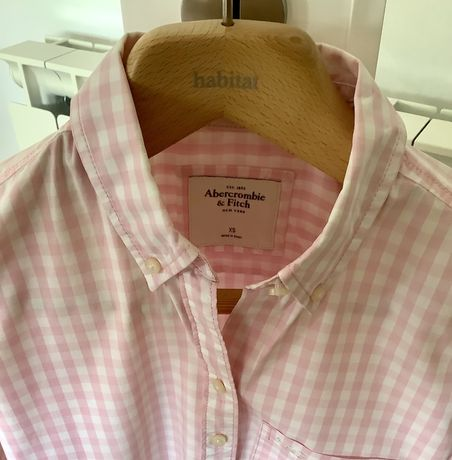Camisa Abercrombie & Fitch tamanho XS
